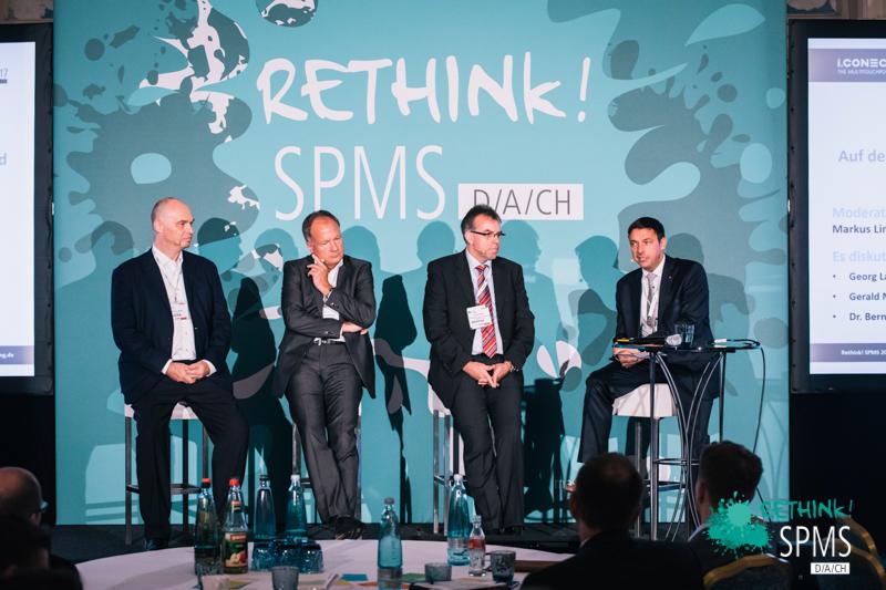 Rethink! SPMS - der manufacturing Summit