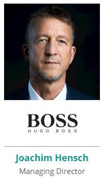 Managing Director Hugo Boss